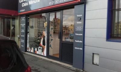 Etablissements Duhamel - Vitrerie - Paris