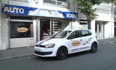 Auto Ecole Alpha - Auto-école - Biarritz