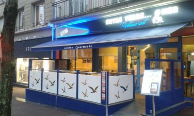 Le Bistrot Entre Terre Et Mer - Restaurant - Lorient