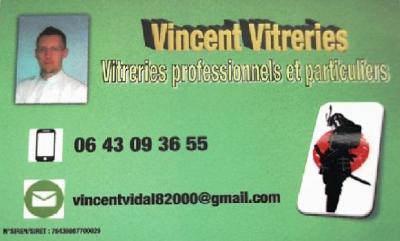 Vincent vitrerie - Entreprise de nettoyage - Montauban
