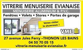 VME - Thonon - Entreprise de menuiserie - Thonon-les-Bains