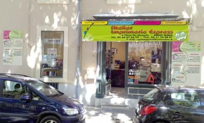 Atelier Imprimerie Express - Imprimerie et travaux graphiques - Nîmes