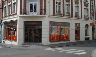 Boutique Orange Centre - Arras - Vente de téléphonie - Arras