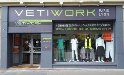Vetiwork - Vêtements de travail - Villeurbanne