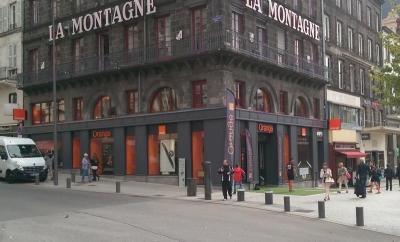 Boutique Orange Jaude - Clermont Ferrand - Lieu - Clermont-Ferrand