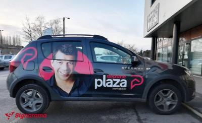 Signarama - Marquage de véhicules - Vannes