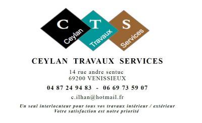 Ceylan Travaux Service - Pose et traitement de carrelages et dallages - Vénissieux