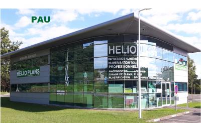 Hélio Plans - Matériel de bureau - Pau