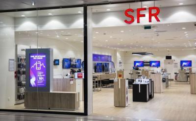 Boutique SFR PARIS COMMERCE - Vente de téléphonie - Paris