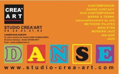 Association Crea Art - Cours de danse - Chamalières