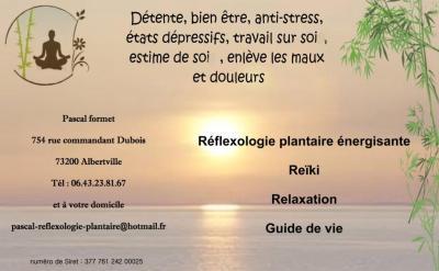 Pascal Formet - Relaxation - Albertville