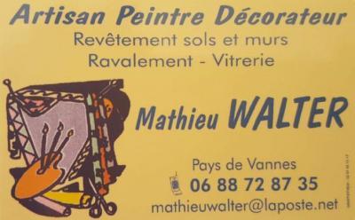 Walter Mathieu - Entreprise de peinture - Vannes
