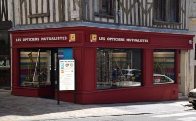 Ecouter Voir - Opticien - Orléans