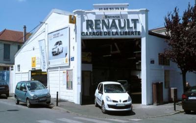 Renault Garage de la Liberté Agent - Garage automobile - Maisons-Alfort