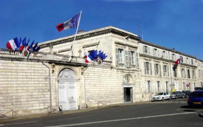 Hôtel de préfecture de la Charente-Maritime - Préfecture, sous-préfecture - La Rochelle