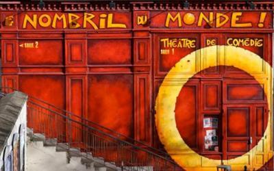 Le Nombril du Monde - Théâtre - Lyon