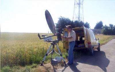 Fabrie Marc - Montage antenne SAT TNT - Vente et installation d'antennes de télévision - Beauvais