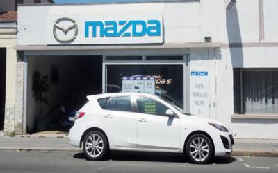 Mazda - Concessionnaire automobile - Bordeaux