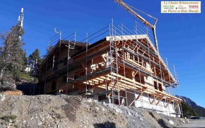 les Maisons Claude Abelli Sarl - Constructeur de maisons en bois - Briançon