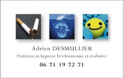 Adrien Desmullier hypnose Libourne - Psychothérapie - pratiques hors du cadre réglementé - Libourne