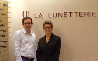 La Lunetterie - Opticien - Paris