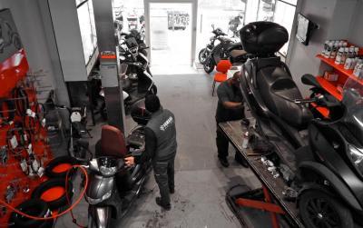 Potenza Cycles - Vente et réparation de motos et scooters - Marseille