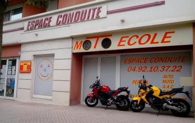 Espace Conduite - SARL IRIS - Auto-école - Menton