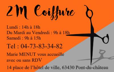 2M Coiffure - Coiffeur - Pont-du-Château