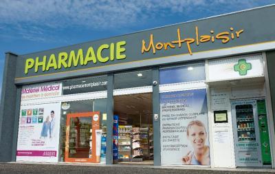 Pharmacie Montplaisir - Vente et location de matériel médico-chirurgical - Montauban