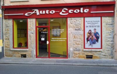 Ecole De Conduite St Rambert SARL - Auto-école - Lyon