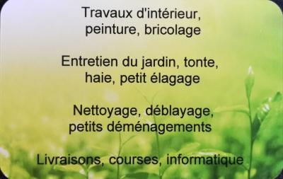 Chareyre Daniel - Petits travaux de bricolage - Lourdes