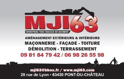 Mji 63 - Ravalement de façades - Pont-du-Château