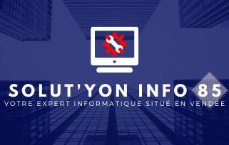 SolutYonInfo85 - Conseil, services et maintenance informatique - La Roche-sur-Yon