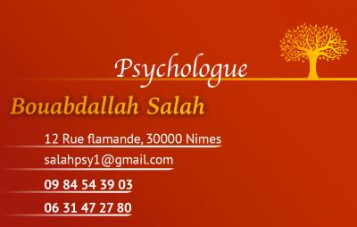 Salah Bouabdallah - Coaching - Nîmes