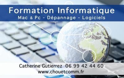 Catherine Gutierrez - Formation en informatique - Angers