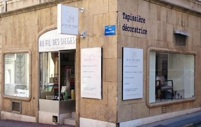 Atelier Au Fil Des Sièges SAS - Tapissier-décorateur - Marseille