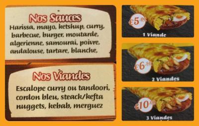 Los Torros Tacos - Restauration rapide - Saint-Étienne