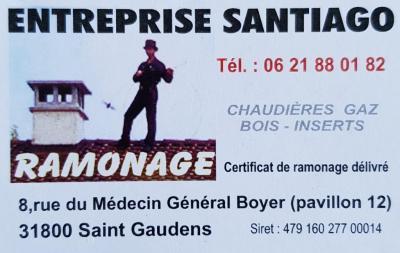 Santiago John - Ramonage - Saint-Gaudens
