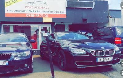 Mondial Garage - Garage poids lourds - Corbeil-Essonnes