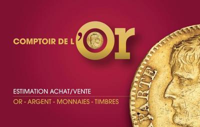 Comptoir de l'Or - Bureau de change - Poitiers