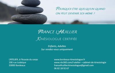 France l'Huillier - Relaxation - Bordeaux