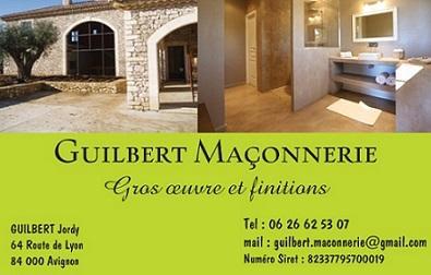 Jordy Maçonnerie - Entreprise de maçonnerie - Avignon