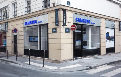 Samsung Service Plaza Paris Opéra - Vente de téléphonie - Paris