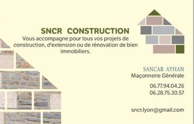 Sncr SARL - Construction et entretien de piscines - Givors