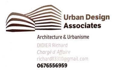 Urban Design Associates - Économiste de la construction - Sainte-Maxime