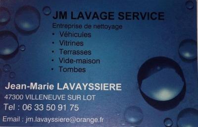 Jmlavage Service - Lavage et nettoyage de véhicules - Villeneuve-sur-Lot