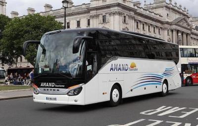 Amand Tourisme - Transport touristique en autocars - Crépy-en-Valois