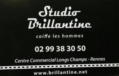 Salon Brillantine - Coiffeur - Rennes