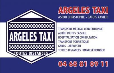Argeles Taxi - Taxi - Argelès-sur-Mer
