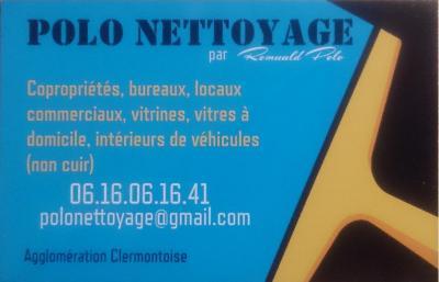 Polo Nettoyage - Entreprise de nettoyage - Chamalières